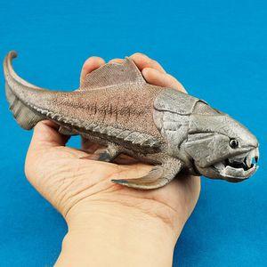 Dinosaurier Dunkleosteus Dinosaurier Dino Saur Fisch Actionfigur Modell 20cm