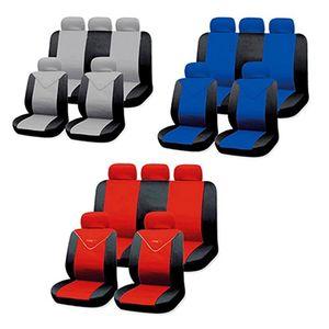 Universal Auto Sitzbezüge in verschiedenen Farben : Rot