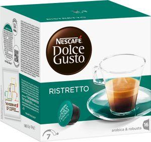 Nescafé Dolce Gusto Espresso Ristretto | 16 Kaffeekapseln