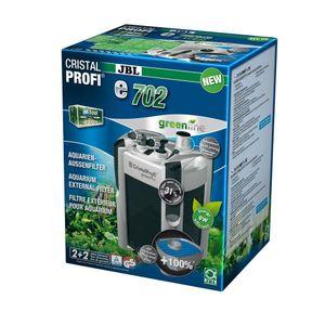 JBL CristalProfi e702 greenline Außenfilter 60-200 Liter Aquarien 700 l/h
