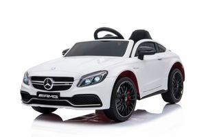 Lizenz Mercedes C63 AMG Weiß