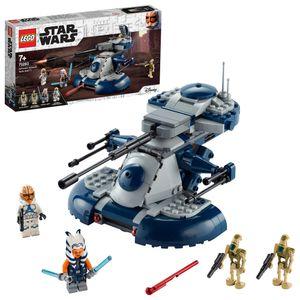LEGO 75283 Star Wars Armored Assault Tank (AAT) Bauset mit Ahsoka Tano Minifigur