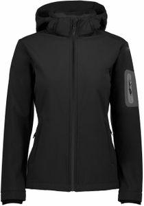 CMP Campagnolo 39A5006 Softshell Jacke Damen black Größe EU 38