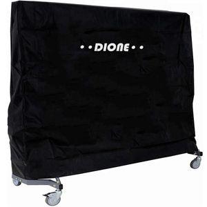 Dione Abdeckung für Tischtennisplatte - Tischtennishüllen - Polyester - Wasserdicht - Wetterschutz - Schutzhülle
