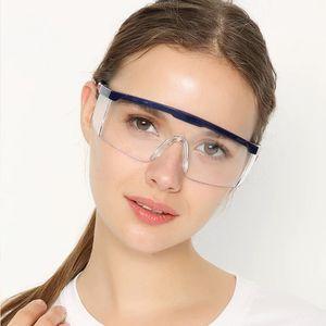 schutzbrillen Einstellbare Schutzbrillen für brillenträger Verhindert Tröpfchen mit klarer Sicht Winddicht Sanddicht