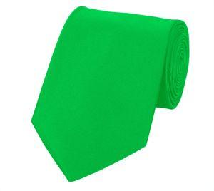 Unifarbene Krawatten von Fabio Farini, klassische Breite 8cm, perfekt für besondere Anlässe wie Hochzeiten und Weihnachten, oder für´s Büro, Krawatten8cmSet1:Hellgrün