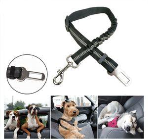 72cm Hund Auto elastische Sicherheitsgurt Haustier Hundegurt Hundeleine Nylon