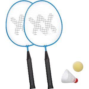 XXTreme Badminton-Set Kids mit Federbällen