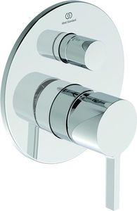 Ideal Standard IS Badearmatur UP JOY, Bausatz2, Chrom