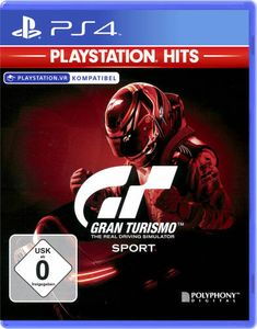 Gran Turismo Sport PS4 PSHits