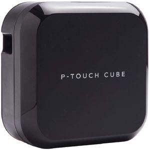 Brother P-touch P710BT Cube Plus BT Beschriftungsgerät schwarz - Etiketten-/Labeldrucker - Etiketten-/Labeldrucker