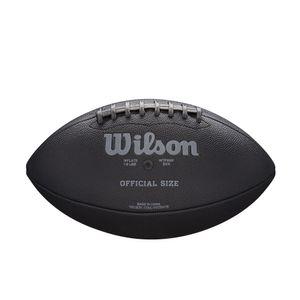 Wilson - American Football NFL - Gummi RD1513 (9) (Schwarz)
