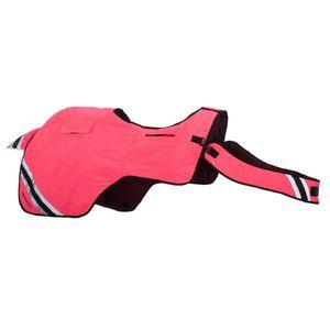 Equisafety Winter Wrap Around Pferdedecke TL713 (X Full/165+ cm) (Pink)