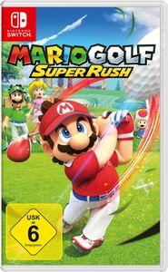 Nintendo Switch Mario Golf: Super Rush
