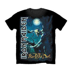 Iron Maiden TShirt Fear Of The Dark Tree Spirit L