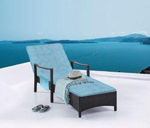Gartenliegenauflage Ultra Soft - Hideaway Luxus Memory Foam