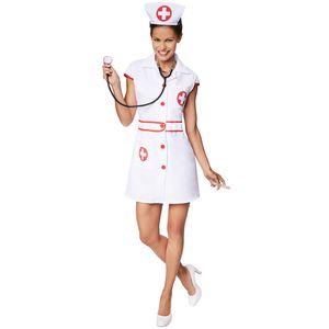 dressforfun Frauenkostüm sexy Krankenschwester - XXL