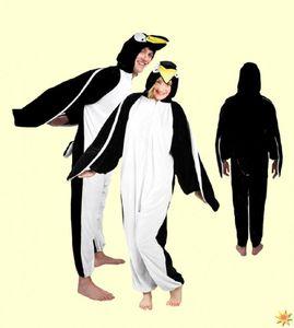 Boland Erwachsenen Kostüm Pinguin Plüsch Größe L