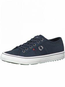 s.Oliver Damen Sneaker blau 5-5-23640-26 Größe: 37 EU