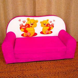 Kindersofa Kindersessel Minisofa Klappsofa Kindercouch Kindermöbel Modell 6