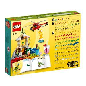 LEGO® Brand Campaign Spaß in der Welt 10403