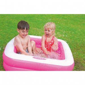 Intex Babypool Baby Planschbecken rosa