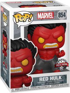 Marvel - Red Hulk 854 Special Edition - Funko Pop! - Vinyl Figur