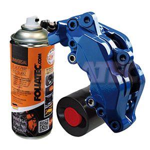Foliatec Bremssattellack Spray 2K Blau 2 Komponenten Lackspray 400ml Neu