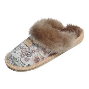 Damen Lammfell Pantoffeln  Größe 42 : Sydney 10