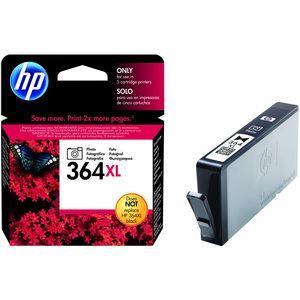 HP 364XL Tintenpatrone - Foto-Schwarz - Tintenstrahl - 290 Seiten