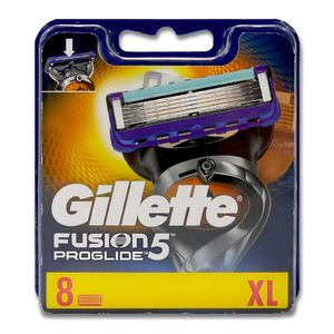 Gillette Fusion5 ProGlide Rasierklingen, 8er Pack