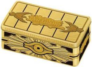 Yu-Gi-Oh! Mega Tin 2019 Gold Sarcophagus Deutsch