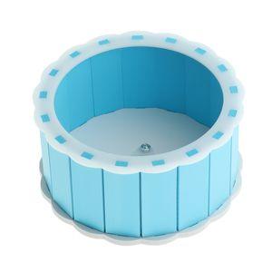 Hamsterlaufrad Hamsterrolle Nager Laufrad 15cm Blau 15x7,3 cm