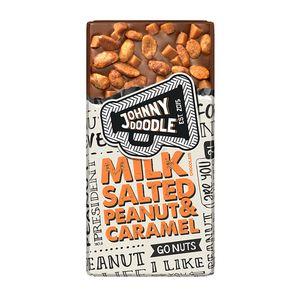 Johnny Doodle - Milk Salted Peanut & Caramel - 150g