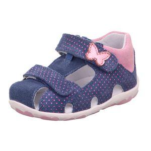 Superfit FANNI Baby - Mädchen Minilette in Blau, Größe 21