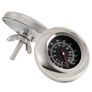BBQ-Toro Grillthermometer bis über 400 °C   für Grils, Smoker und mehr