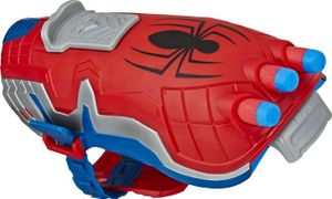 Spider-Man Power Moves Rollenspiel 30 cm rot