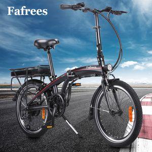 FAFREES 20F039 250W 36V 10AH Faltbares Ebike E-Bike Mountainbike Citybike 25km/h Trekkingrad Elektrofahrrad Elektrofahrräder