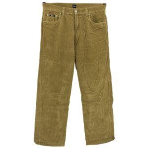 #5486 Hugo Boss, Arkansas ,  Herren Jeans Hose, Cord, caramel, W 35 L 32