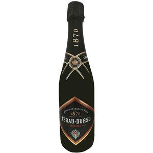 Sekt Abrau Durso weiß halbtrocken 0,75L Schaumwein sparkling wine 1870