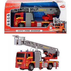 Dickie Toys - Spielfahrzeuge, City Fire Engine; 203715001