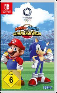 Sega Mario & Sonic bei den Olympischen Spielen: Tokyo 2020 [SWI]