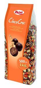 Zaini Cioco Croc einzeln verpackte Cerialien mit Schokolade 1000g