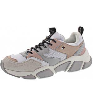 Tommy Hilfiger Cosy Chunky SWneaker Damen Sneaker in Weiß, Größe 40