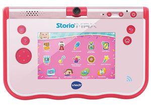 Storio Max 5'' pink (+Tablettasche pin