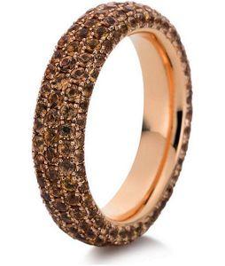 Edelstein-Ring Saphir 4.59 ct. Grösse 57