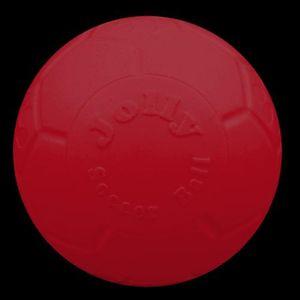 Jolly Soccer Ball 20cm Rot