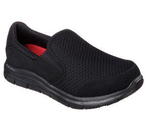 Skechers Womens Work COZARD Berufsschuhe Kellner Schuhe Frauen schwarz, Schuhgröße:40 EU
