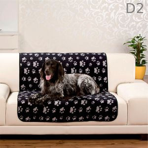 Haustierdecke XL Hundedecke  100 x 70 wasserdicht Unterlage Haustier Decken 3 für Hunde und Katzen Fleecedecke , Design - Motiv:Design 2