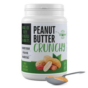 Kopie von Vit4Ever - 100% Erdnussbutter (CRUNCHY) - Peanut Butter 1000 g
